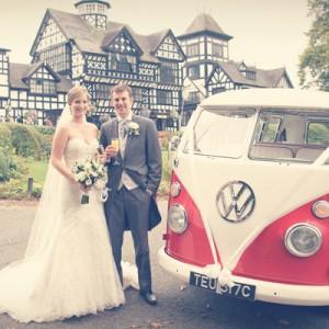Recent wedding at Wildboar Hotel, Tarporley